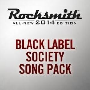 Rocksmith 2014 Black Label Society Song Pack