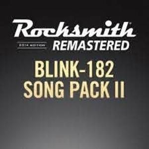 Rocksmith 2014 blink-182 Song Pack 2