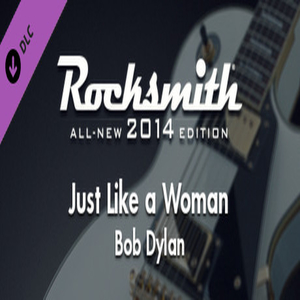 Buy Rocksmith 2014 Bob Dylan Just Like a Woman CD Key Compare Prices