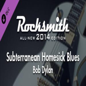 Rocksmith 2014 Bob Dylan Subterranean Homesick Blues