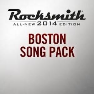 Rocksmith 2014 Boston Song Pack