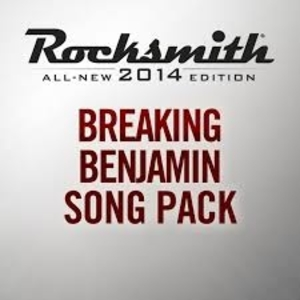 Rocksmith 2014 Breaking Benjamin Song Pack