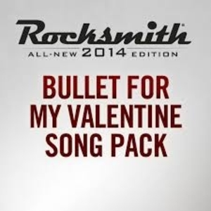 Rocksmith 2014 Bullet For My Valentine Song Pack