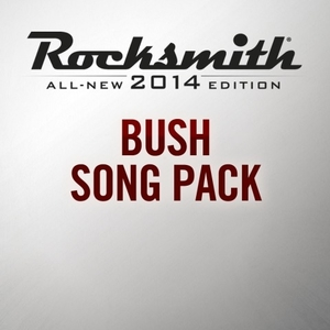 Rocksmith 2014 Bush Song Pack