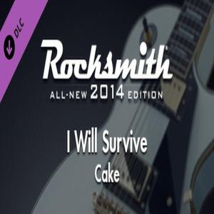 Rocksmith 2014 Cake I Will Survive