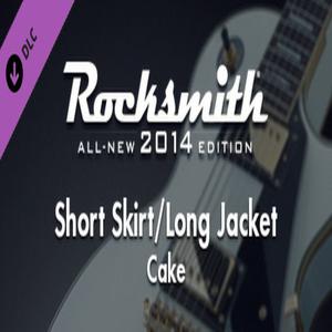 Rocksmith 2014 Cake Short Skirt Long Jacket