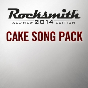 Rocksmith 2014 Cake Song Pack