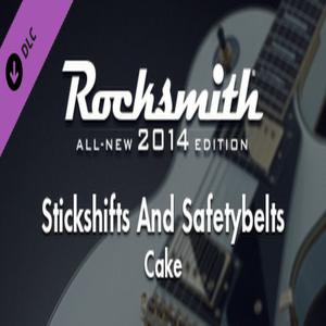 Rocksmith 2014 Cake Stickshifts And Safetybelts