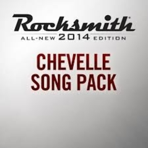 Rocksmith 2014 Chevelle Song Pack