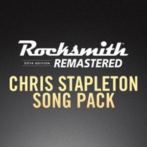 Rocksmith 2014 Chris Stapleton Song Pack