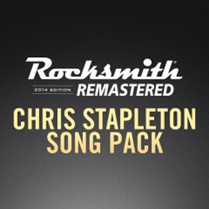 Buy Rocksmith 2014 Chris Stapleton Song Pack CD Key Compare Prices