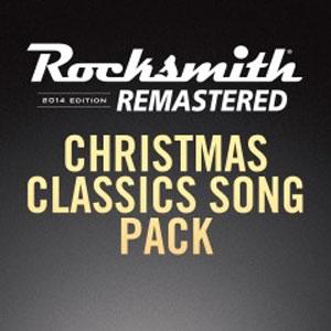 Rocksmith 2014 Christmas Classics Song Pack