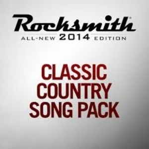 Rocksmith 2014 Classic Country Song Pack