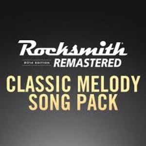 Rocksmith 2014 Classic Melody Song Pack
