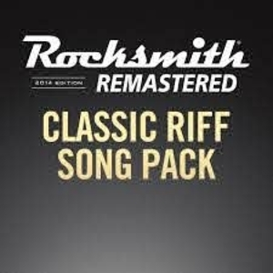 Rocksmith 2014 Classic Riff Song Pack