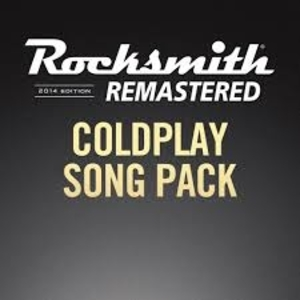 Rocksmith 2014 Coldplay Song Pack