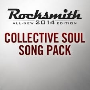 Rocksmith 2014 Collective Soul Song Pack