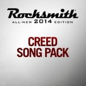 Rocksmith 2014 Creed Song Pack