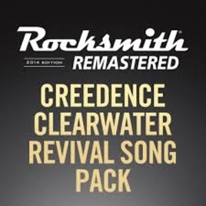 Rocksmith 2014 Creedence Clearwater Revival Song Pack