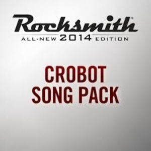 Rocksmith 2014 Crobot Song Pack