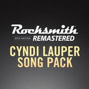 Rocksmith 2014 Cyndi Lauper Song Pack