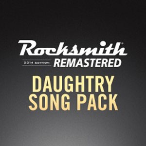 Rocksmith 2014 Daughtry Song Pack