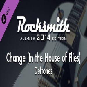 Rocksmith 2014 Deftones Change In the House of Flies