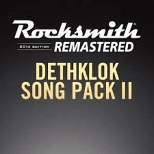 Buy Rocksmith 2014 Dethklok Song Pack 2 PS4 Compare Prices