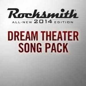 Rocksmith 2014 Dream Theater Song Pack