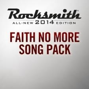Rocksmith 2014 Faith No More Song Pack