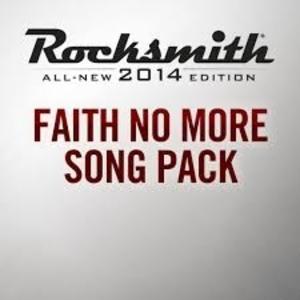 Rocksmith 2014 Faith No More Song Pack