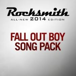 Rocksmith 2014 Fall Out Boy Song Pack