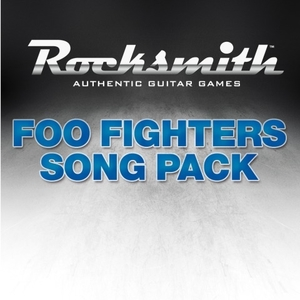 Rocksmith 2014 Foo Fighters Song Pack