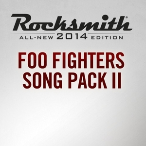 Rocksmith 2014 Foo Fighters Song Pack 2