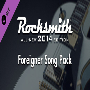 Rocksmith 2014 Foreigner Song Pack
