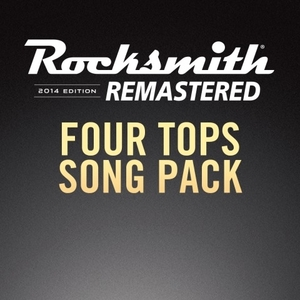 Rocksmith 2014 Four Tops Song Pack