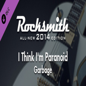 Rocksmith 2014 Garbage I Think Im Paranoid