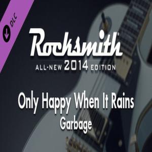Rocksmith 2014 Garbage Only Happy When It Rains