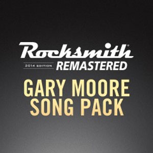 Rocksmith 2014 Gary Moore Song Pack