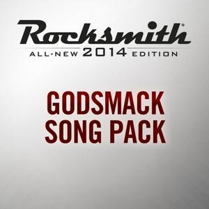Rocksmith 2014 Godsmack Song Pack