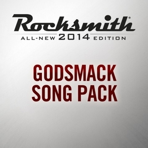 Rocksmith 2014 Godsmack Song Pack
