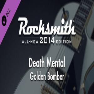 Rocksmith 2014 Golden Bomber Death Mental