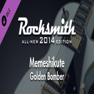 Rocksmith 2014 Golden Bomber Memeshikute