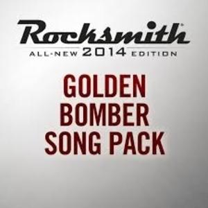 Rocksmith 2014 Golden Bomber Song Pack