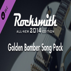 Rocksmith 2014 Golden Bomber Song Pack