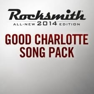 Rocksmith 2014 Good Charlotte Song Pack
