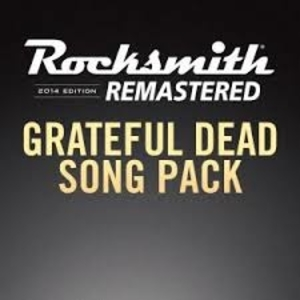 Rocksmith 2014 Grateful Dead Song Pack