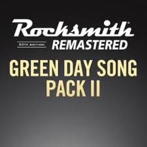 Rocksmith 2014 Green Day Song Pack 2