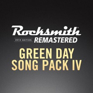 Rocksmith 2014 Green Day Song Pack 4