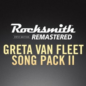 Rocksmith 2014 Greta Van Fleet Song Pack 2